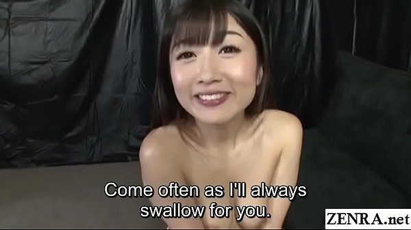 Cum swallow, Blowjob cum