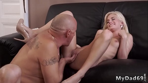 Daughter and daddy, Daughter creampie