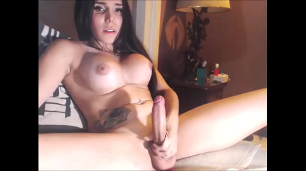 Shemale cum, Latinas big tits, Big tits latina, Big shemale