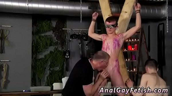 Young boy, Bondage sex