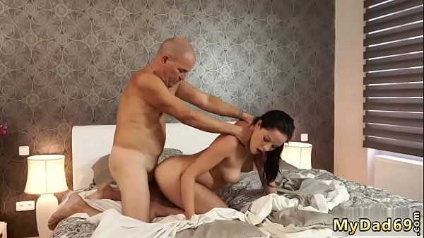 Old teacher, Daughter and daddy, Young fuck old