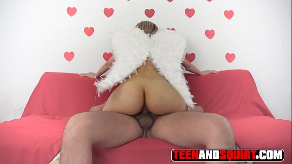 Creampie, Squirting teen