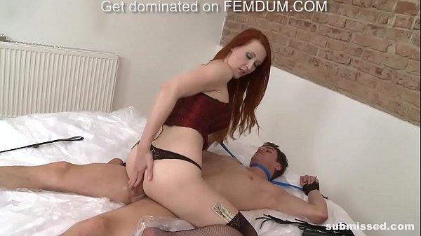 Pegging, Mistress t, Young redheads