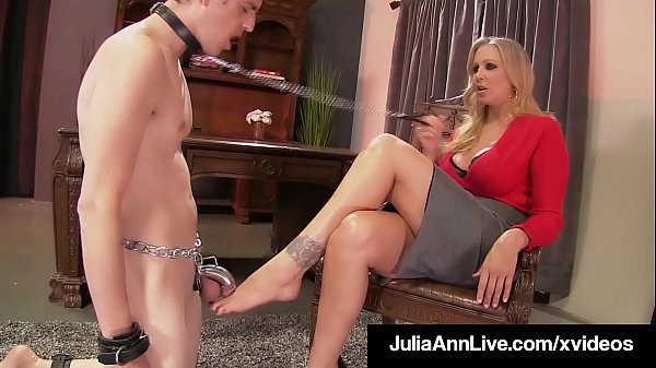 Julia ann, Julia, Toy boy