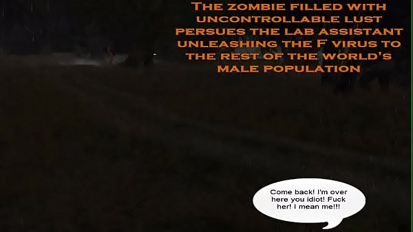 Zombie, Zombies, Attack