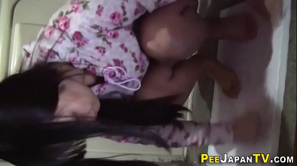 Japanese teen, Pee, Japanese pee