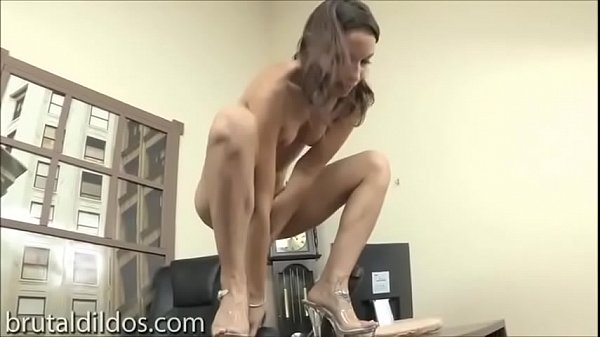 Huge dildo, Riding anal, Ride dildo, Huge dildo anal