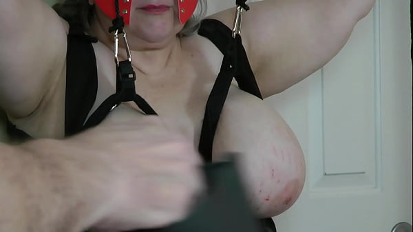 Forced, Needle, Bra, Forcefully