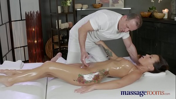 Massage room, Massage fuck