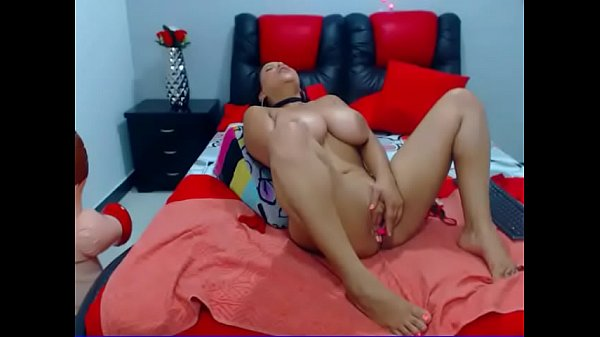 Cum on tits, Cumming, Nice