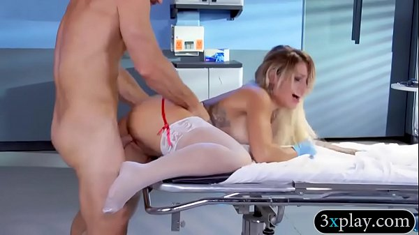 Hospital, Huge boobs
