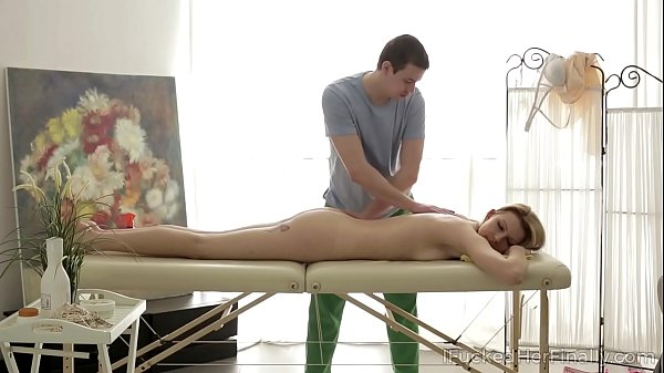 Table, Anal massage