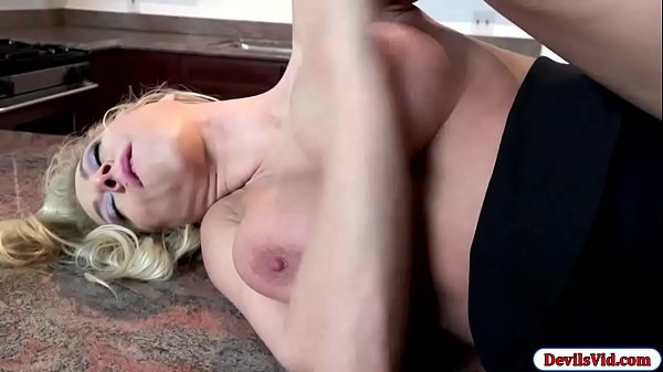 Huge tits, Manager, Cum on tits